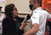 صورة عاجل ..بكفالة 2000 جنيه اخلاء سبيل المتهمة بالتعدي علي ضابط شرطة