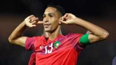 صورة الأهلى يحسم الصفقة السوبر.. بدر بانون لاعب الرجاء المغربى