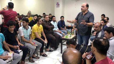 """صورة فخر أبو سريع.. هل ينسحب من سباق الانتخابات.. أم ينتظر ترشيحات """" القائمة الوطنية""""؟!"""