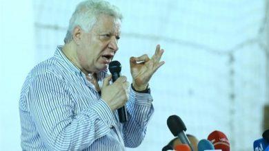 صورة صدام جديد…  اتحاد الكرة يمنع مرتضى منصور من حضور المباريات