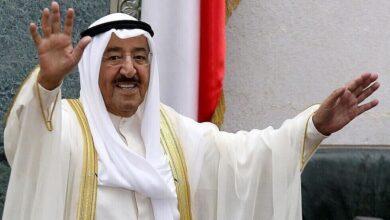 صورة عاجل .. التلفزيون الكويتي يبث القرآن بعد أنباء  عن وفاة أمير البلاد