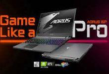 صورة Gigabyte تطلق حاسوب الألعاب القوي Aorus 15P