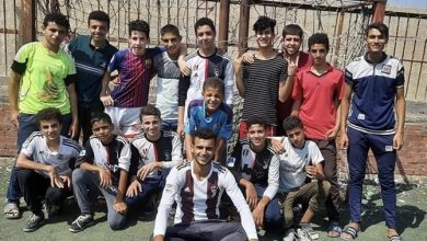 """صورة نجوم أولمبياد الطفل ..""""فريق ابن العاص """" يفترس فرق كفر صقر ويصعد لنهائيات الشرقية"""