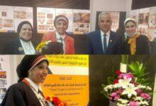 صورة وزيرة الثقافة محكمة في رسالة دكتوراة بجامعة حلوان.. وزيدان يهنئ الباحثة علي الإمتياز