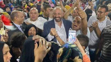 """صورة حسام المندوه يطلق مبادرة """"همك همنا"""" لأهالي بولاق الدكرور"""