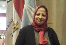 صورة نقابة البناء والأخشاب تختار هالة عبد الحفيظ سكرتيرة للمرأة