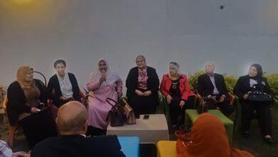 صورة صور .. هناء سرور من تلا : المرأة حققت مكتسبات سياسية واجتماعية غير مسبوقة في عهد الرئيس السيسي