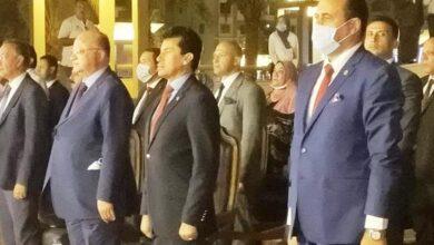صورة الإعلامى الكبير كمال عامر يكتب: شباب القاهرة يحتفل بعيد النصر فوق السحاب