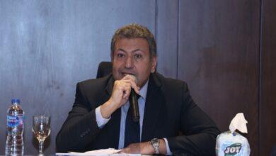 """صورة """"صوت دافعي الضرائب""""  رسالة قوية تستهل حملة طارق شكري عن دائرة مدينة نصر ومصر الجديدة"""