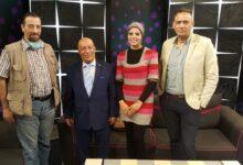 صورة الشاعر الدكتور فوزي خضر يستكمل مشواره في نجوم علي لايف..اليوم