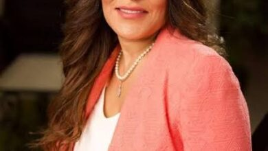"""صورة """"حوار """" لم استغل اسم والدي ..سمر فرج فودة نائبة مدينة نصر المحتمله :برنامجي سلاح ذو حدين وصامدة بقوة ضد حرب التشهير والشائعات"""