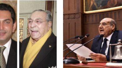 صورة رحيل  عميد نواب الشرقية .. رئيس مجلس الشيوخ ينعي وفاة  والد النائب أحمد صلاح الطاروطي