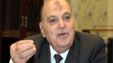 صورة رؤساء لجان البرلمان ينعون اللواء كمال عامر.. احد قيادات الدولة الوطنية المخلصة