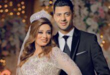 صورة في حفل زفاف اسطوري .. تفاصيل احتفال  عائلات سليمان  وشعبان بحفل زفاف احمد ومنة